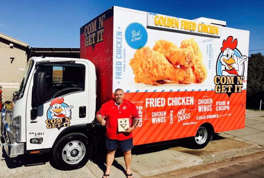 Video Testimonial Our Recent Food Truck Build For Com N Get It