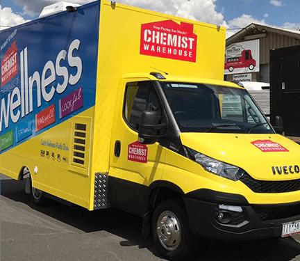 Custom Food Trucks And Vans For Sale Ab Food Trucks