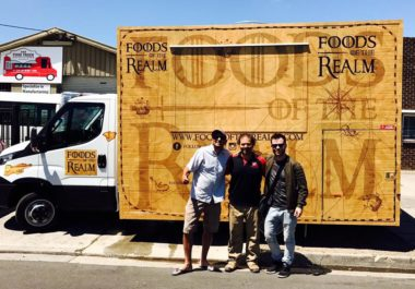 Andrew Koch – Foods of The Realm Food Truck