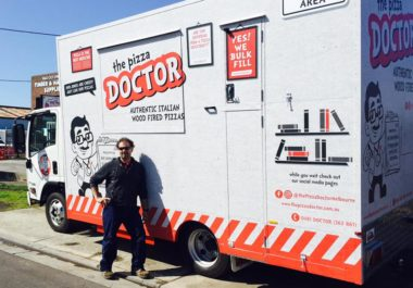Giuseppe Colosimo – The Pizza Doctor Food Truck