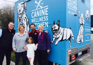 Katie Crandon – The Canine Wellness Kitchen Food Truck