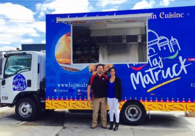 Sophie Stephens – TAJ MATRUCK Food Truck