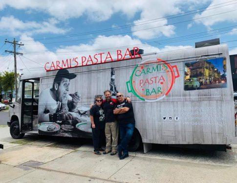 Carmi's Pasta Bar Food Truck